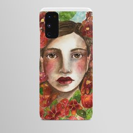 Princess of Light Android Case