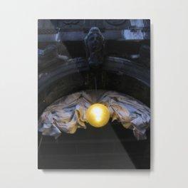 Cafe No. 1: Piazza San Marco in Venice (2009b) Metal Print