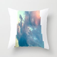 Cloudscape VI Throw Pillow