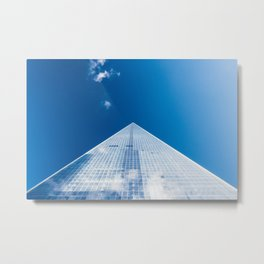 New York City Architecture Metal Print