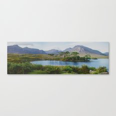 Connemara, Ireland Canvas Print