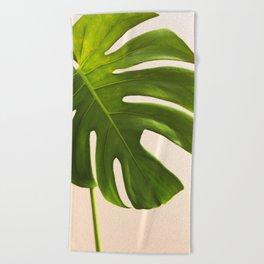 Verdure #9 Beach Towel