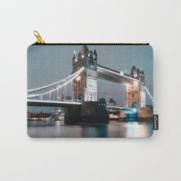 The Tower Bridge Carry-All Pouch