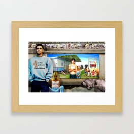 Be Careful What You Wish For Framed Art Print