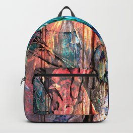 Two fighters Backpack
