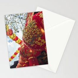 Chinese New Year Stationery Cards