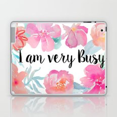 Very Busy  Laptop & iPad Skin