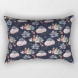 Pumpkins and Potions Oh My! Rectangular Pillow
