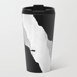 White Isolation Travel Mug