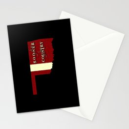 SOONER COUNTRY - 003 Stationery Cards