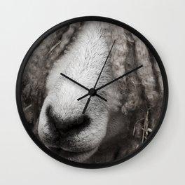 Dreaded Sheep Wall Clock