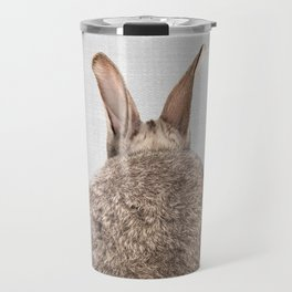 Rabbit Tail - Colorful Travel Mug