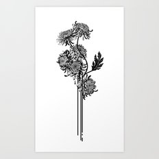 chrys.anthem Art Print