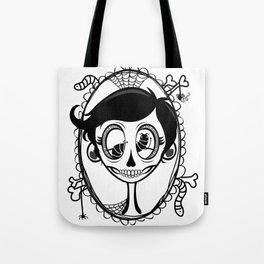 Not dead Tote Bag