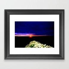 Endeavour Bay Framed Art Print