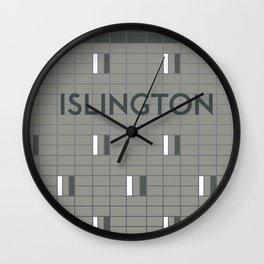 ISLINGTON   Subway Station Wall Clock