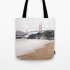 Baker beach Tote Bag