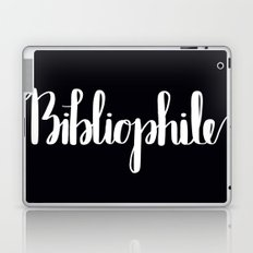 Bibliophile Laptop & iPad Skin