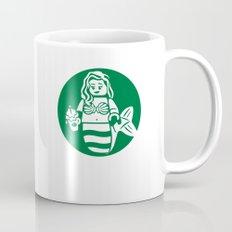 Minifigure Mermaid Mug