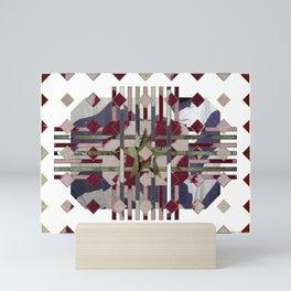 Flannel 05a Mini Art Print