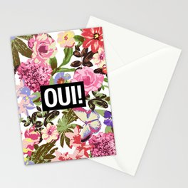 OUI Stationery Cards