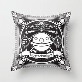 Conscious Bound Throw Pillow