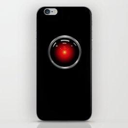 stanley kubrick, hal 9000 iPhone Skin