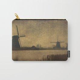 Kinderdijk Carry-All Pouch