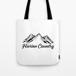 Harlan Country (Dead Hollow) Tote Bag