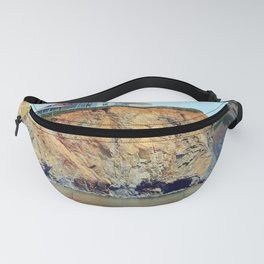 Cliffs of Perce Panoramic Fanny Pack