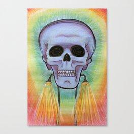 Tye-Die Canvas Print