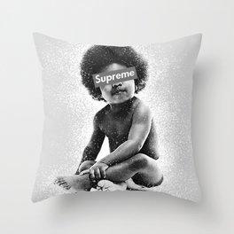 Ready to Die Biggie Smalls Throw Pillow
