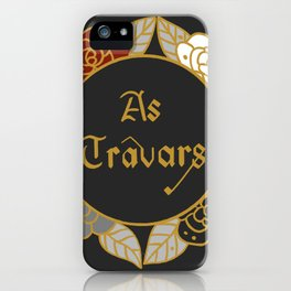 As Travars iPhone Case