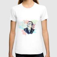 dali T-shirts featuring Dali by Jon Cain
