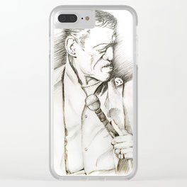 Sammy Davis phone cover Clear iPhone Case