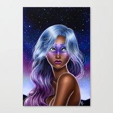 Midnight Oracle  Canvas Print