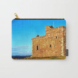 Portencross Castle Carry-All Pouch