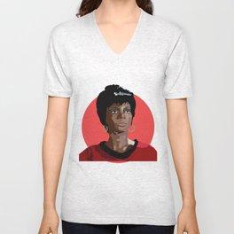 Uhura Unisex V-Neck
