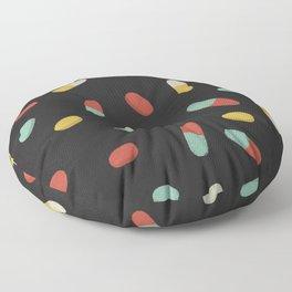 Pills, Pills, Pills Floor Pillow