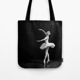 Russian Ballet Dancer 1 Tote Bag