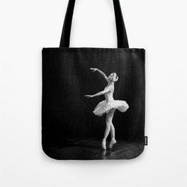 Russian Ballet Dancer 1 Tote Bag