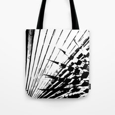Spiked Palm Tote Bag