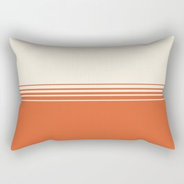 Marmalade & Crème Gradient Rectangular Pillow