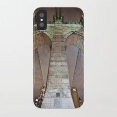 The bridge. Slim Case iPhone X