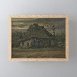 The Cottage Framed Mini Art Print