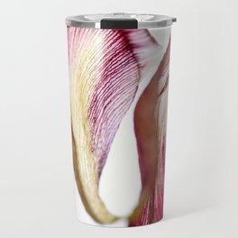 Tulip Flower Petals Travel Mug