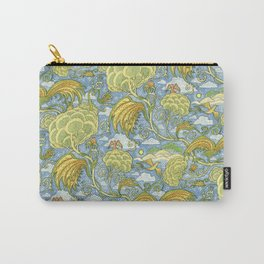 Tolkien Pattern - Plants Carry-All Pouch