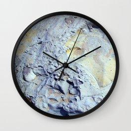 Moon Stone Wall Clock