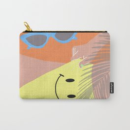 GET TAN Carry-All Pouch