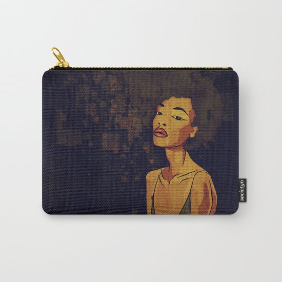 afro - Soul Carry-All Pouch